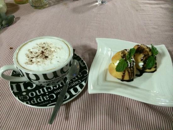 Ciao Pizza: Coffee & dessert