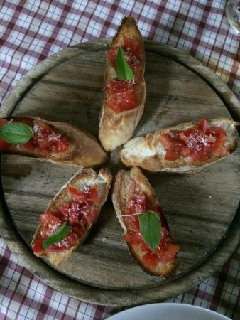 Ciao Pizza: Starters