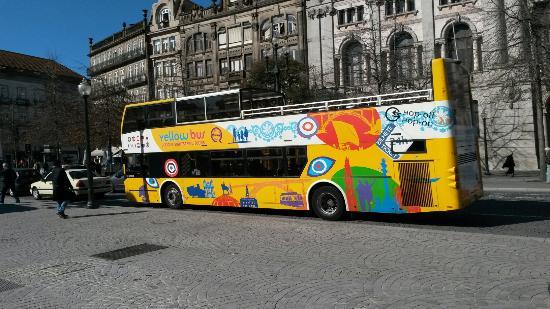Yellow Bus Tours Oporto : Boa opção de passeio