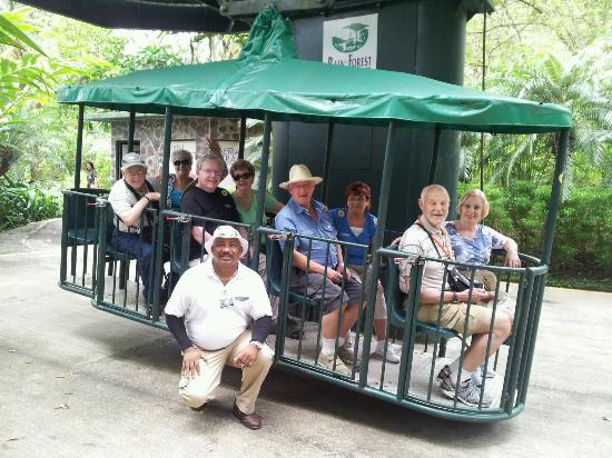 Ricky Ricardo Tours & Travels: pacific  arial  tram  tour.