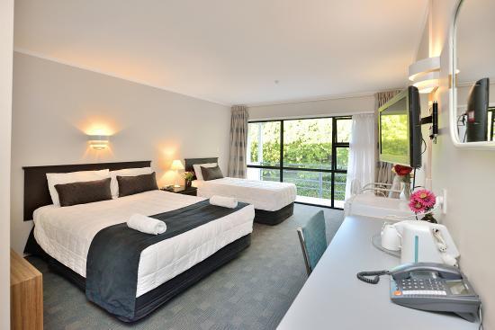 Allenby Park Hotel : Premium Studio
