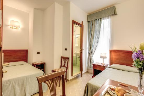 Hotel Flavio: camera twin