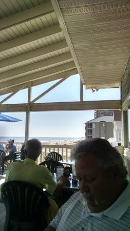 Conch Cafe: The View