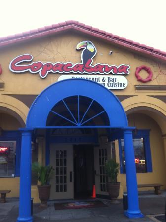 Copacabana Restaurant & Bar