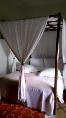 Riad Marana : cama