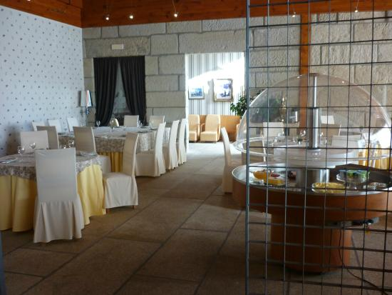 Casa de Samaioes Rural Hotel : Sala de Refeições