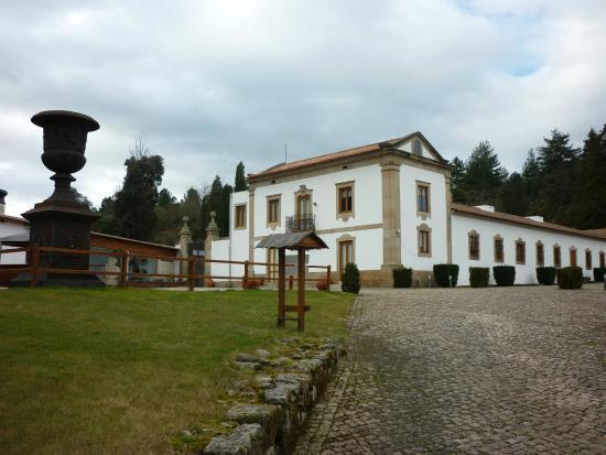 Casa de Samaioes Rural Hotel : Vista exterior