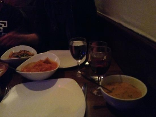 Curries 1 picture of yeti nepalese restaurant oxford for Asia cuisine ithaca hours