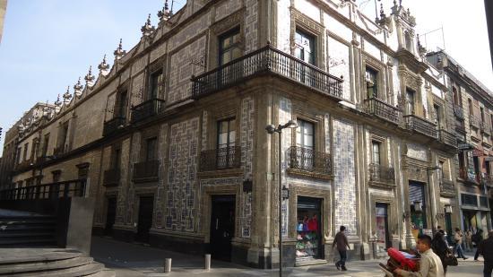 Casa dos azulejos picture of sanborn 39 s mexico city for Sanborns azulejos mexico city