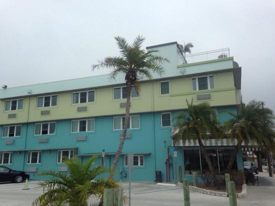 Palm Pavilion Inn: Nice, clean, quiet.