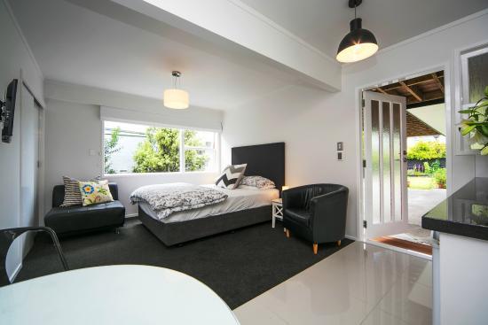 Kohimarama, Новая Зеландия: Kohi Suite