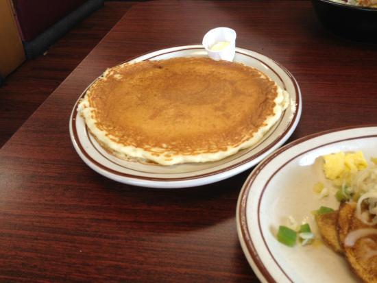 Corner Cafe: Buttermilk Pancake
