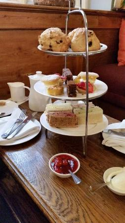 Afternoon Tea at The George Hotel of Stamford