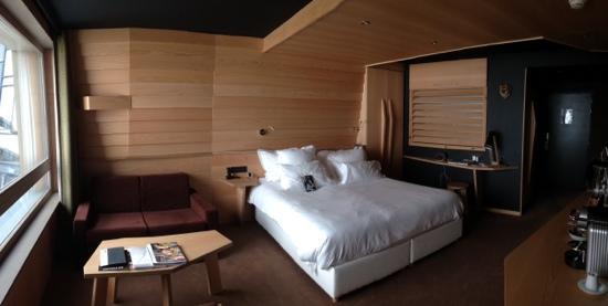 Altapura : la chambre