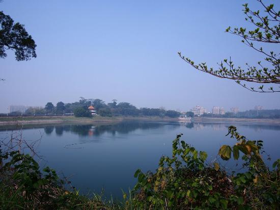 Jiayi Lan Pond Dam Scenic Area