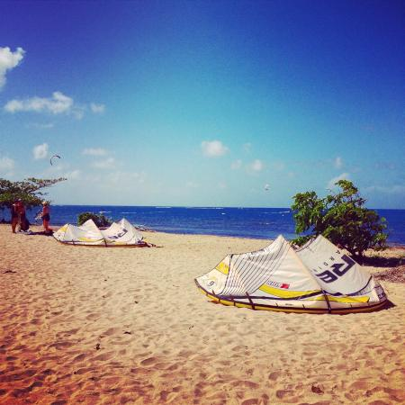 Kitesurf Roatan: kitesurf spot