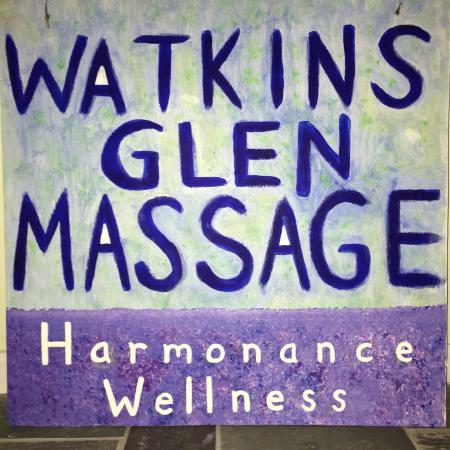 ‪Watkins Glen Massage‬