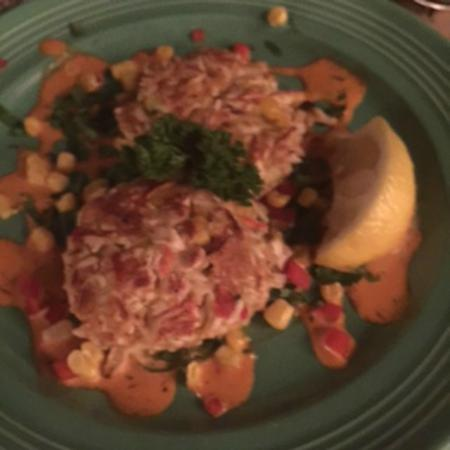Buster's Beach House : Crab Cake Appetizer