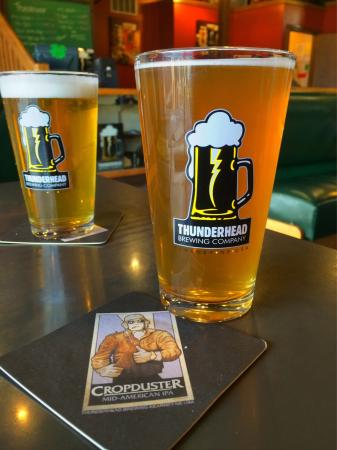 Thunderhead Brewing Company: A brew or two of a storm!