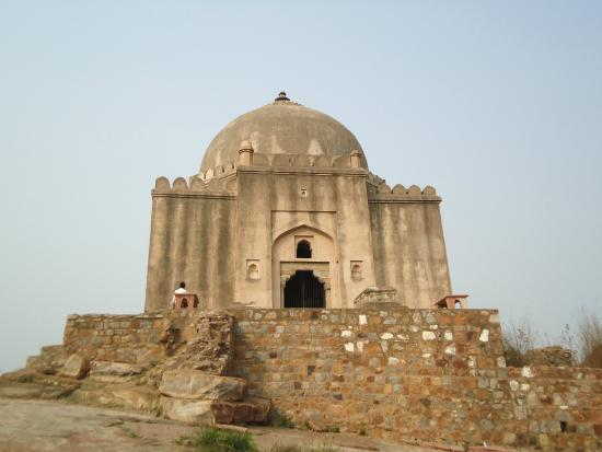 Tomb of Azim Khan