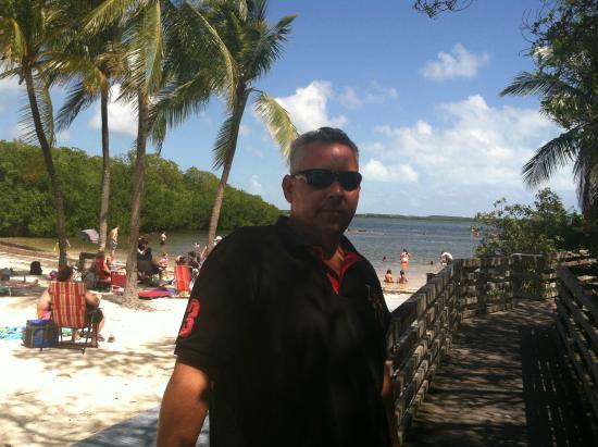 Key Largo Undersea Park : Roberto en Key Largo,FL,USA