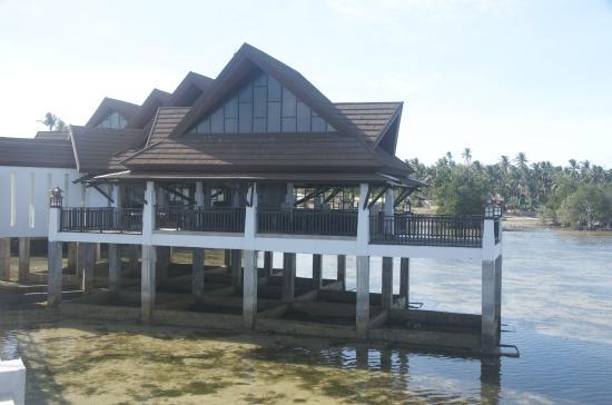 Princesa Garden Island Resort U0026 Spa: Thai Restaurant Incomplete