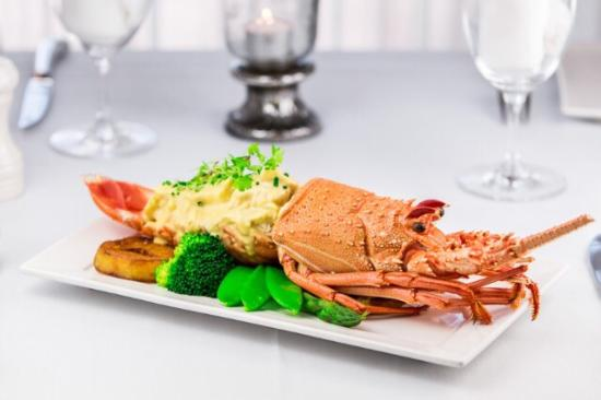 Allure on Currumbin : Western Australian Lobster Thermidor!
