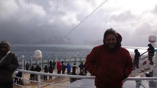 Antarctic Peninsula: Realmente el fin del mundo...