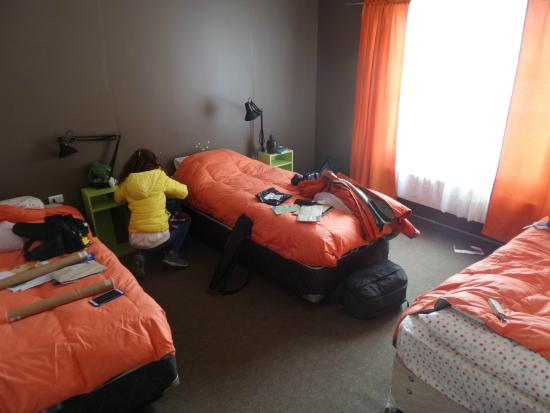Hostel El Patagonico: room