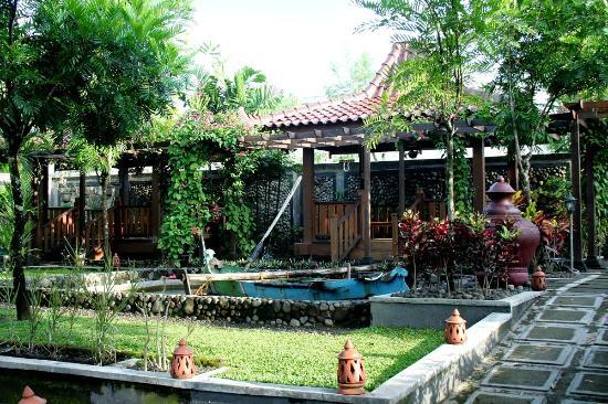 Secret Garden Cafe Jogja Menu
