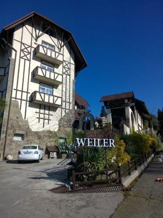 Гостиница Вэйлер, Адлер Stars4Hotel* - 31 отзыв, цена