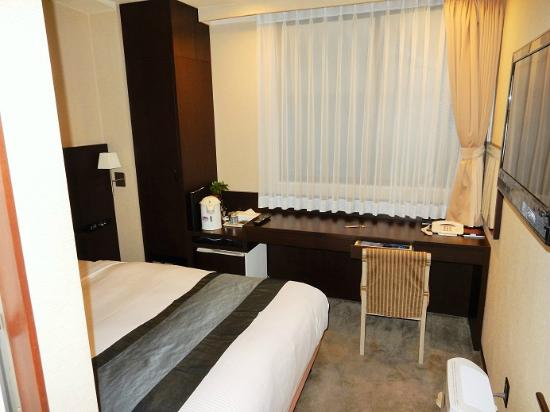 Hotel Riverge Akebono: 一番奥にロッカー
