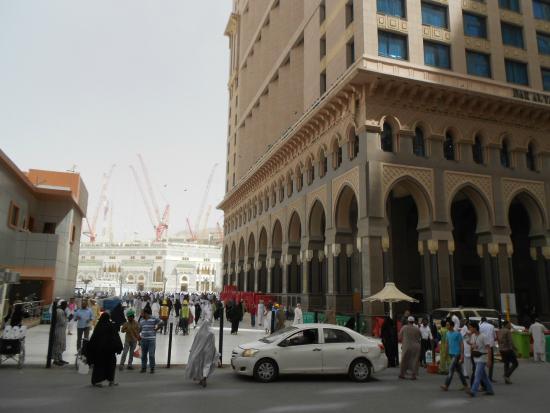 Makkah Province, Arabia Saudita: in front