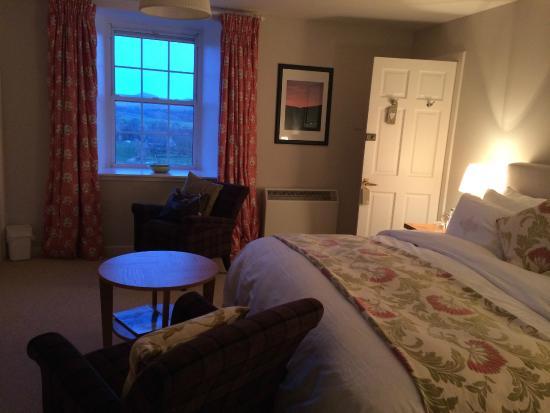 Skerrols House : room