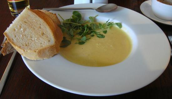 The Butchers Arms: Vegetable Soup