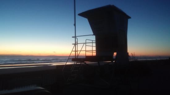 Mike's Galley : Daytona Beach Sunrise