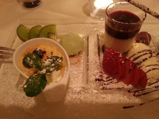 Ententurm: десерт