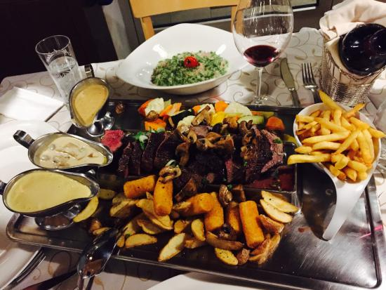 Cafe Tirol: Chateaubriand