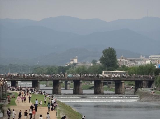 Sanjo Bridge