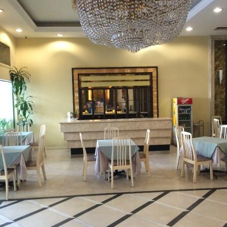 Casa Hotel: hotel lobby