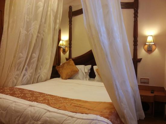 Hotel Darshan Ooty: PRINCE SUITE