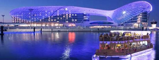 Abu Dhabi Dinner Cruise