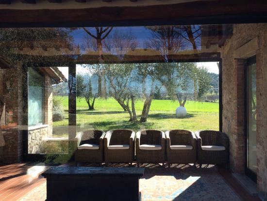 Villa Acquaviva: ricevimento