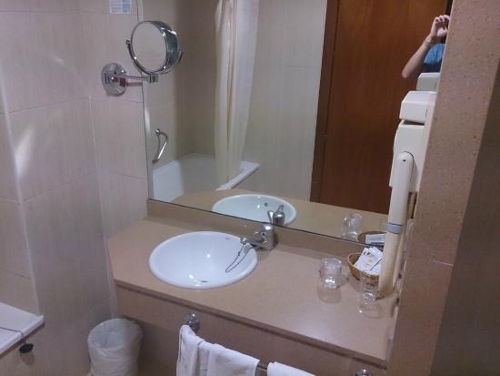 H·TOP Royal Star & SPA : Ванная комната