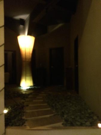 Amara Spa: 3rd floor rooms