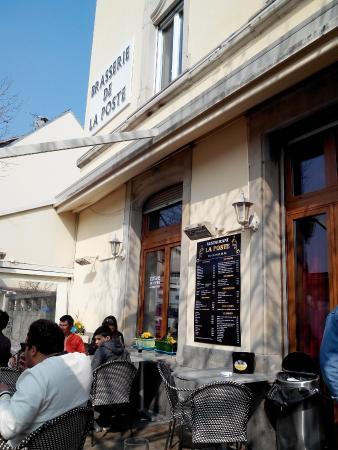 La Terrasse Coté Soleil De Printemps Photo De Restaurant