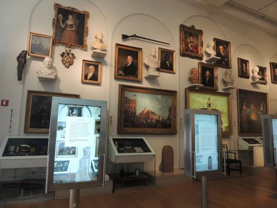 New-York Historical Society Museum & Library: Ground Floor