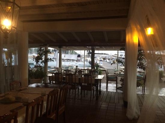 Cambusa Italian Restaurant: il ristorante