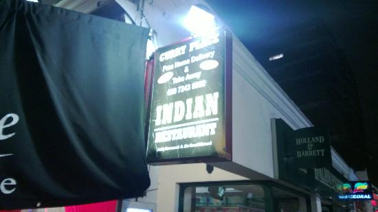 Curry Palace: indian curry