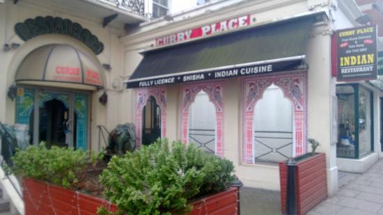 Curry Palace: mornig